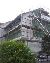 Fassadengestaltung & Fassadensanierung